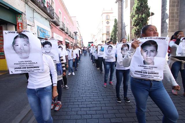 Hay luces sobre lo ocurrido en Ayotzinapa: Sánchez Cordero
