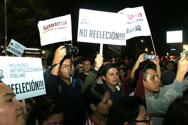 Morena canceló pero no descarta que ciudadanos marchen el domingo