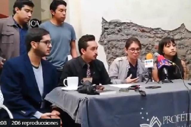 Convocan a marcha hacia el IEE contra violencia electoral
