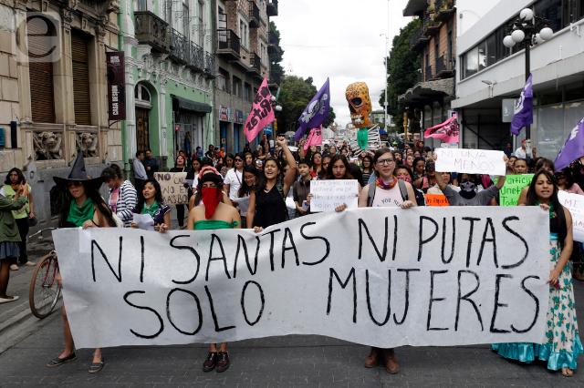 Marcha de las putas: 10 años de clamor contra acoso y violencia