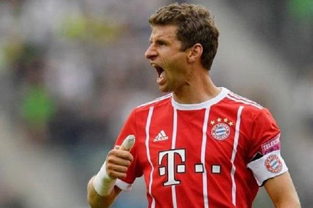 Müller retó a Marco Fabián: nos vemos en el Mundial
