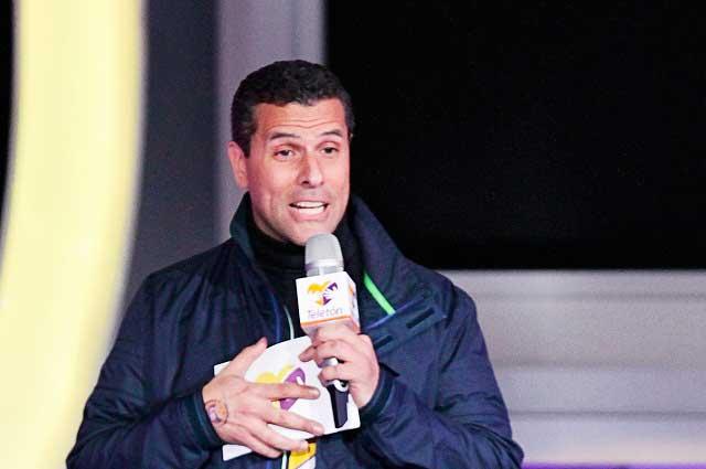 ¿Se muda a Tv Azteca? Marco Antonio Regil conduce Venga La Alegría