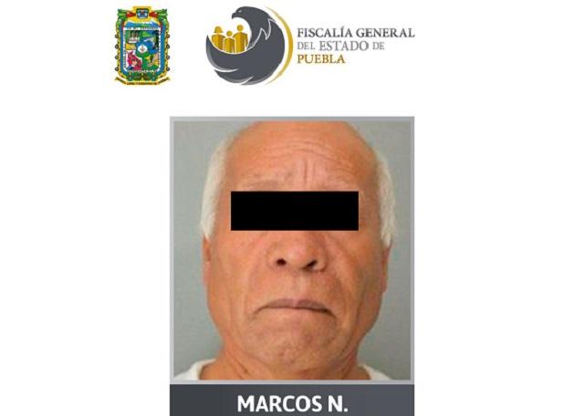 Le dan 13 años de cárcel por violación en Ixtacamaxtitlán