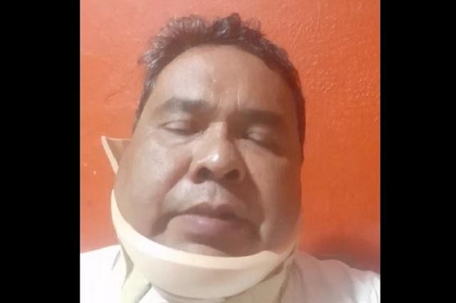 Me rescataron en el momento en que me iban a dar piso: Marcos Miranda