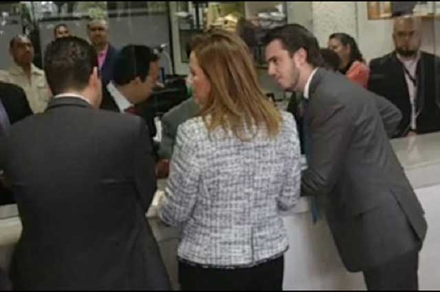 Margarita Zavala se registra ante el INE como candidata independiente