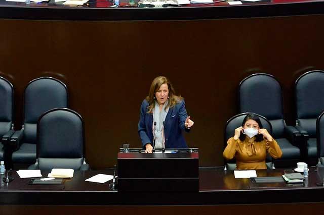 Diputados le recuerdan a Margarita Zavala la guardería ABC