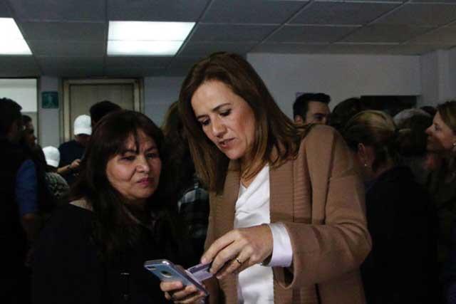 Margarita lidera recolección de firmas con 65 mil 908 y le sigue El Bronco