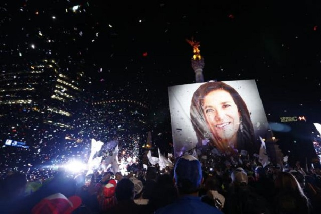 Avala el INE candidatura de Margarita pero analizará sus firmas irregulares