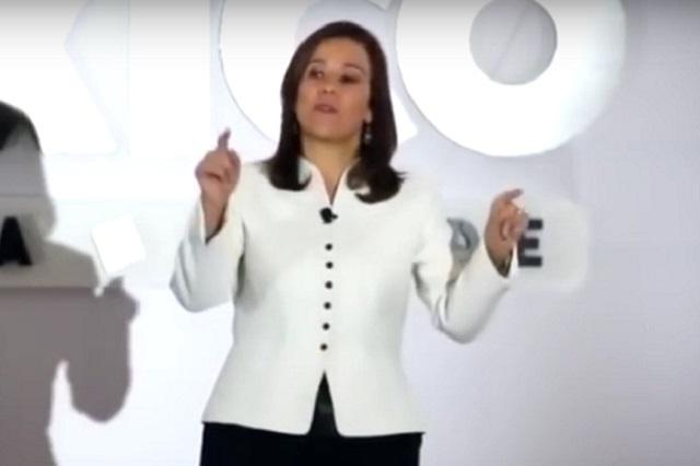 Margarita presenta su asociación Libre y descarta formar un partido político