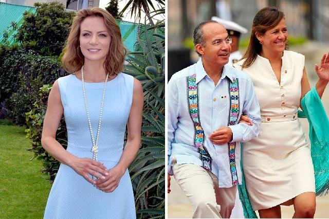 Con la Candidata, ¿Televisa ya se inclinó a favor de Margarita Zavala?