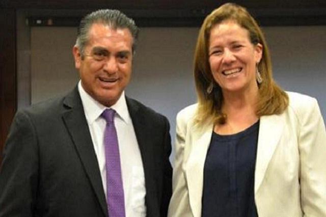 Margarita califica a El Bronco de Candidato del Tribunal Electoral