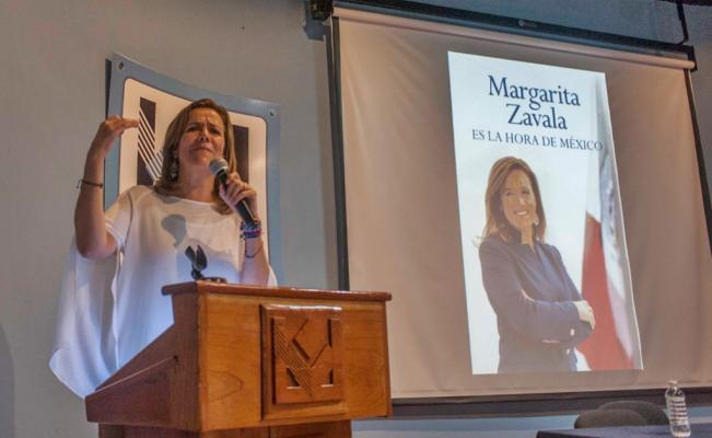 De cada 100 firmas de independientes, el INE rechaza 10, dice Margarita