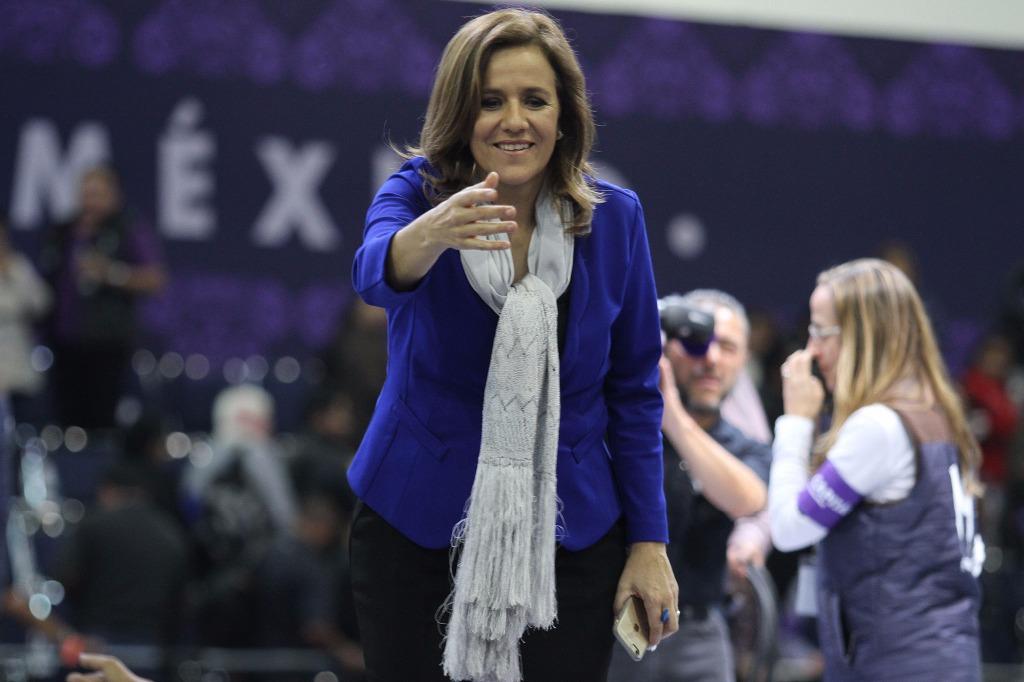 Margarita pide mesa de diálogo para definir al candidato del PAN