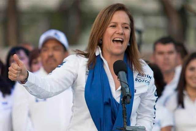 Avala el PAN mesa de diálogo entre presidenciables que propuso Margarita