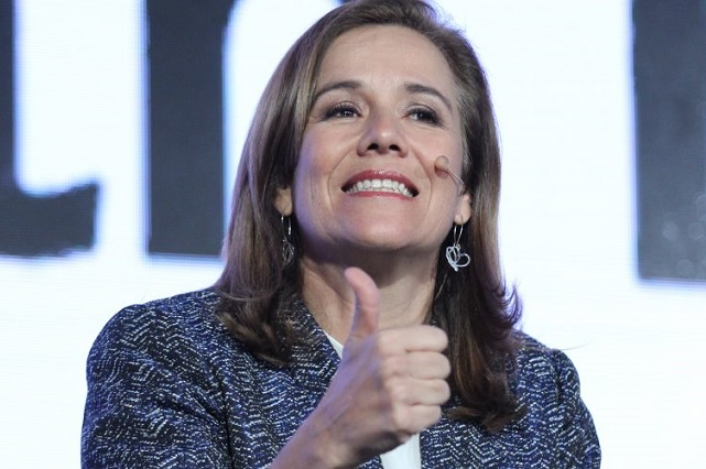 La vida se trata de perdonar siempre, dice Margarita Zavala