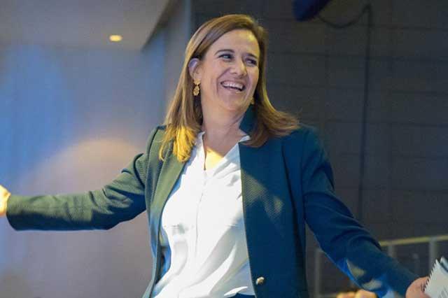 Margarita asegura que el Frente se creó para lanzar la candidatura de Anaya