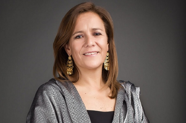 Margarita Zavala no quiso revelar por quien votó