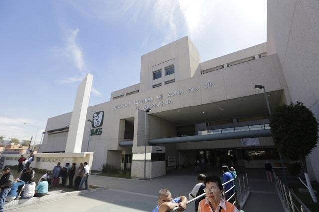 Denuncian ante la FGE y FGR negligencia con bebé en IMSS Puebla