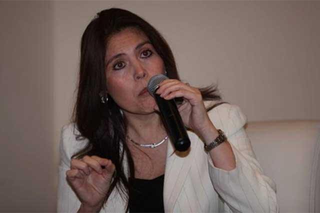 María Luisa Saucedo llega a Asuntos Internos de la Policía Federal