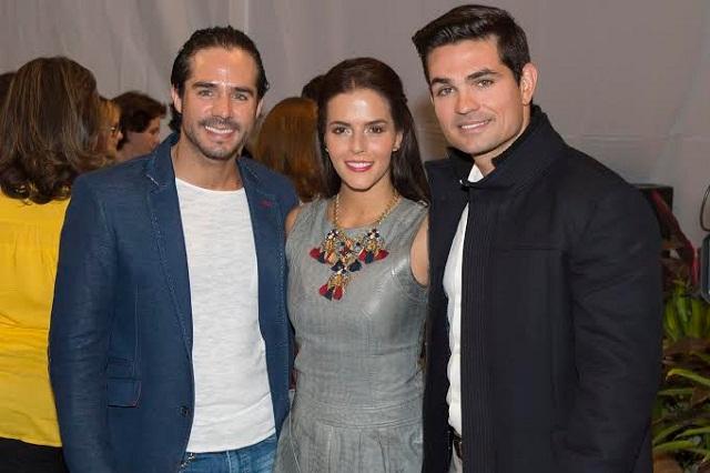 Arrancan las grabaciones de Simplemente María con Claudia Álvarez y José Ron