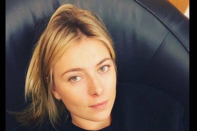Maria Sharapova anuncia que dio positivo en antidoping en Australia