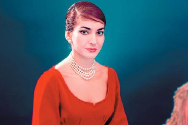 """Cine """"María by Callas"""" en el CCC sábado 15 de junio, 17:00, 19:00 y 21:00 hrs."""