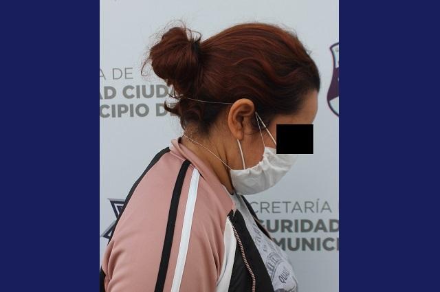 Detienen a mujer ligada a asesinato en Los Héroes de Puebla
