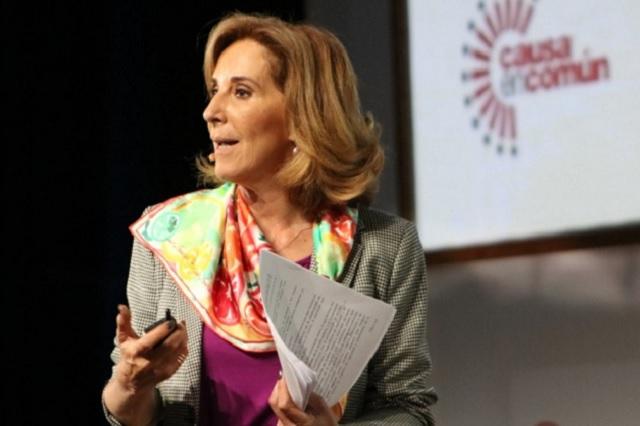 Los reos no deberían tener teléfonos celulares, dice María Elena Morera
