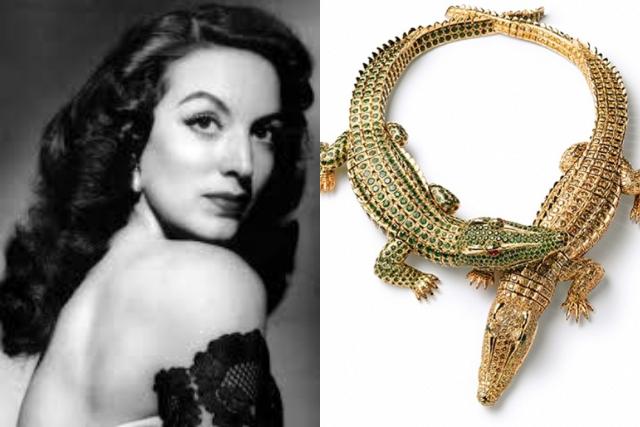 Cartier rinde homenaje a María Félix con exclusiva colección de joyas
