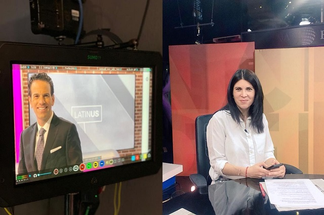 Latin US recluta a cuñada de Margarita Zavala para unirse a programa