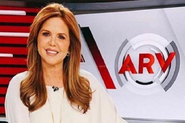 María Celeste Arrarás confirma su salida de Telemundo