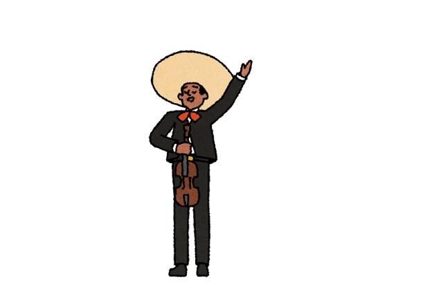 Google le rinde homenaje al mariachi con un Doodle