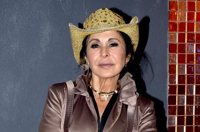 Especulan romance entre María Conchita Alonso y Cristian Castro