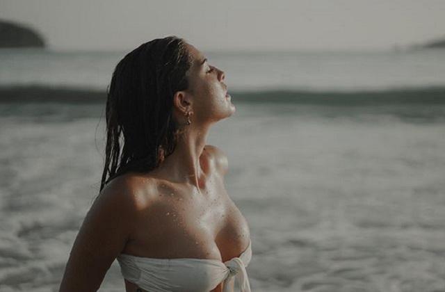 Foto al desnudo hija de Mariana Levy enciende las redes