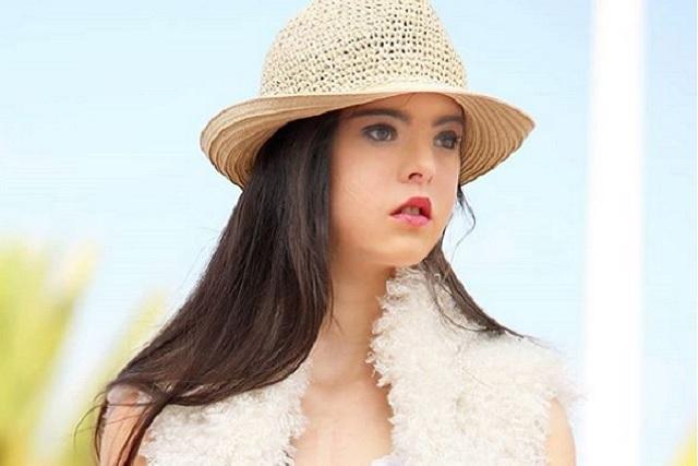 Marian será la primera modelo con Síndrome de Down en Fashion Week