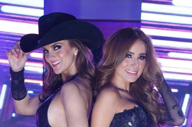 Mariana Seoane y Cynthia Rodríguez hacen dueto