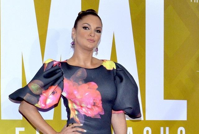 Mariana Seoane no muestra su sensual vestuario para que no se lo copien
