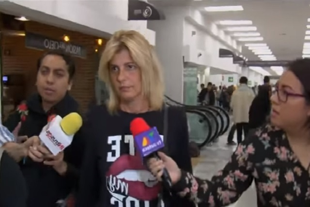 Familia de Fabio Melanitto llega a México para reclamar el cuerpo