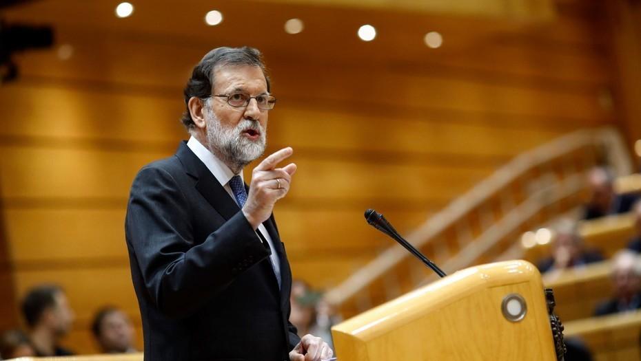 España disuelve el parlamento catalán y llama a elecciones el 21 de diciembre