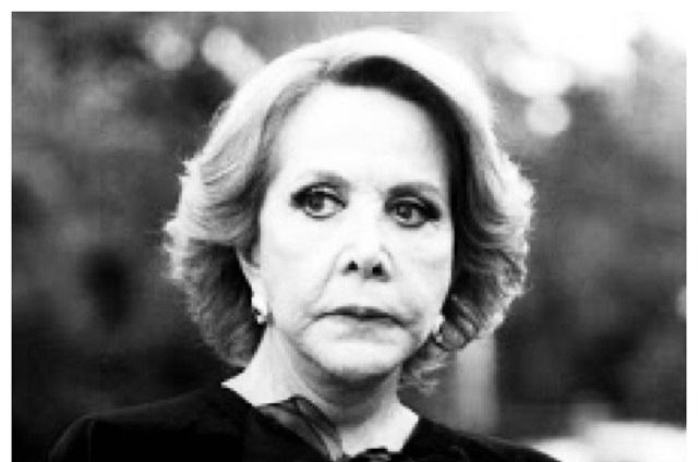 Adiós Catalina Creel: Murió la primera actriz María Rubio