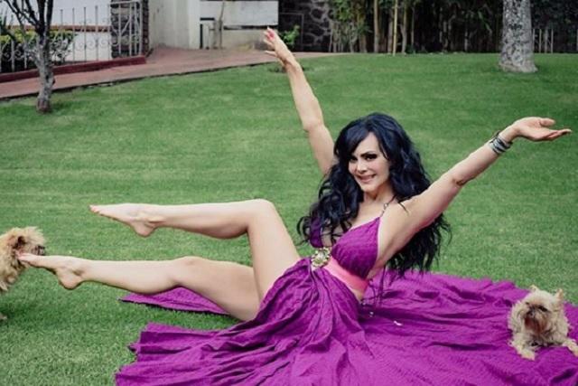 Maribel Guardia apoya que mujeres trans participen en concursos de belleza