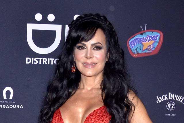 Maribel Guardia responde a inconformes por su nominación al Grammy Latino
