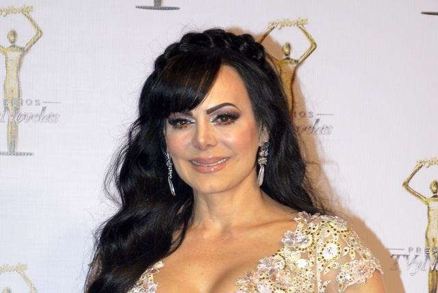 Maribel Guardia será comadre de Érica Alonso, ex de Joan Sebastian