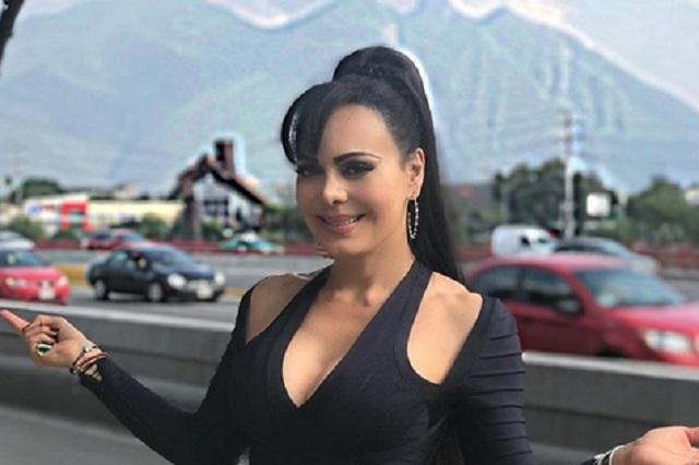 Maribel Guardia festeja con sexy foto 2 millones de seguidores en Instagram