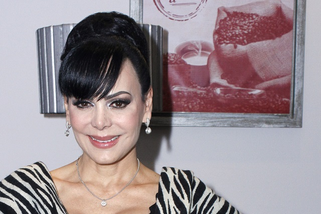 Maribel Guardia se llevan un susto a su salida de Televisa