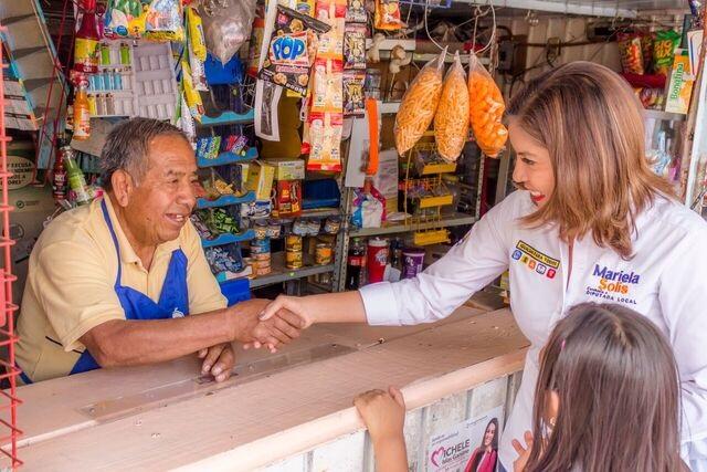 Propone Mariela Solís canalizar 25% del ISN a emprendedores