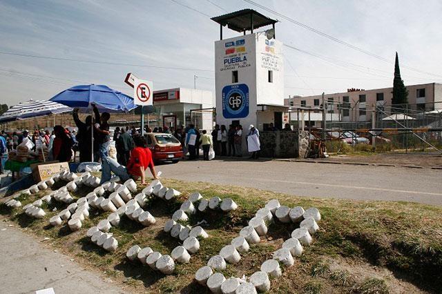 Nuevamente El Michoacano deja el penal de San Miguel