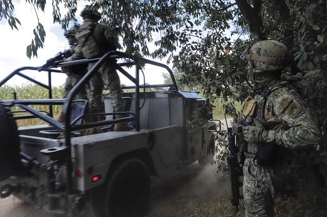 Documenta CNDH ejecución de 4 poblanos por la Marina