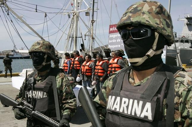 Investigan a marinos por desaparición de personas en Nuevo Laredo