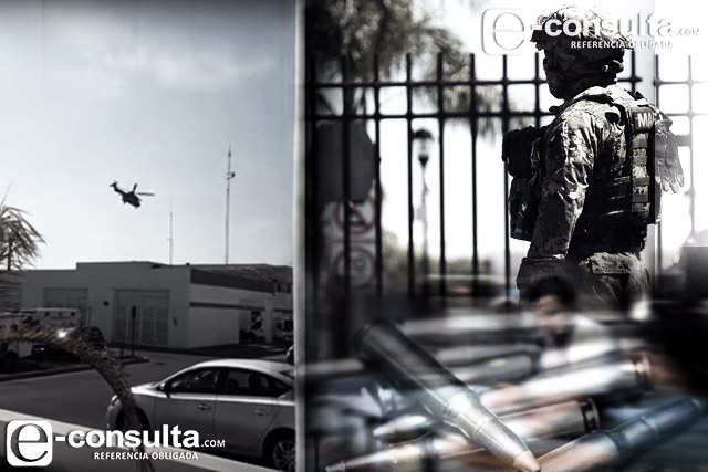 Huachicoleros y marinos se enfrentan en Puebla; hay 2 muertos